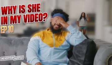 WHY IS SHE IN MY VIDEO? + MANAGING STRESS | Episode 10