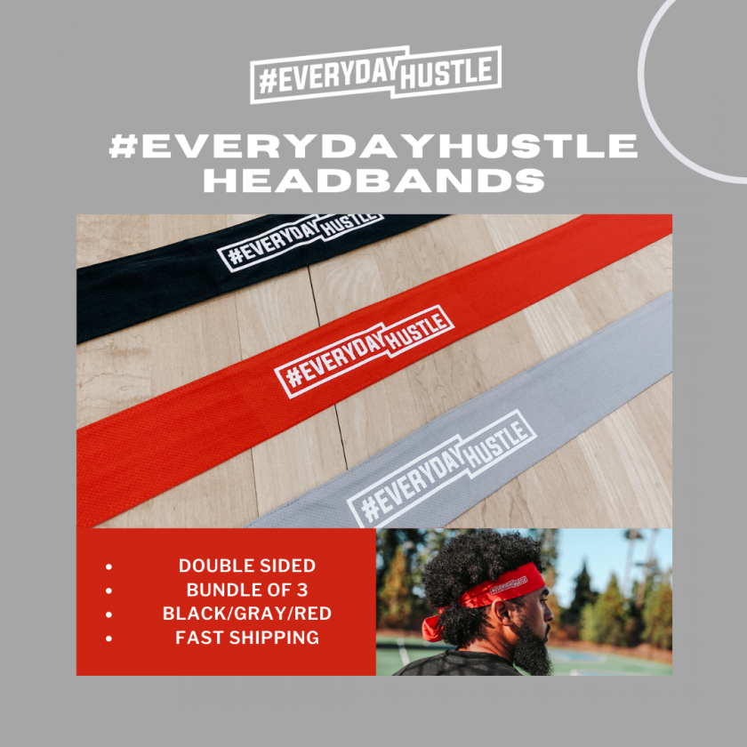 #eVERYDAYhustle headbands - 1