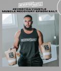 #EverydayHustle Muscle Recovery Epsom Salt