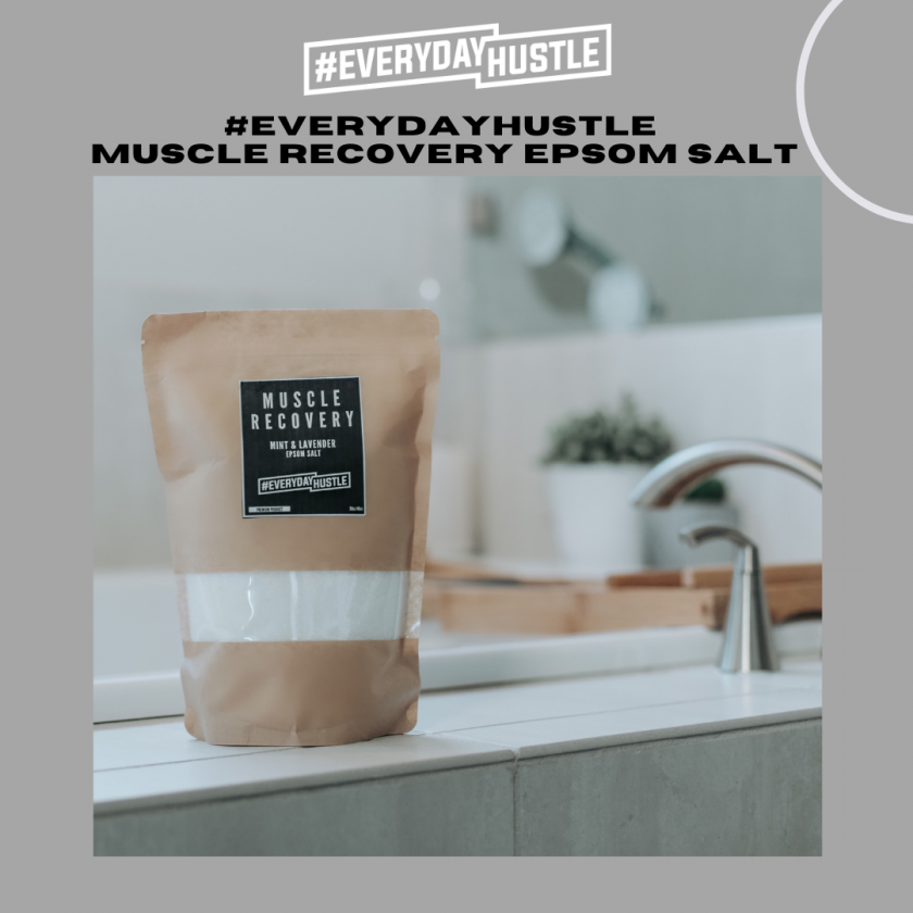 Muscle Recovery Epsom Salt