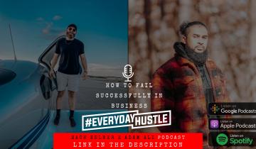 LISTEN: Adam Ali x Zach Zelner: HOW TO FAIL SUCCESSFULLY