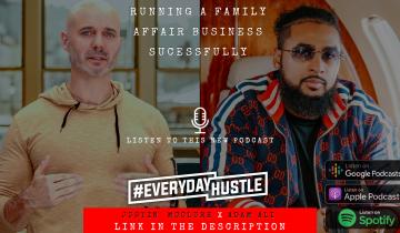 Adam Ali x Justin McClure – Running a family affair business on social media [Podcast]