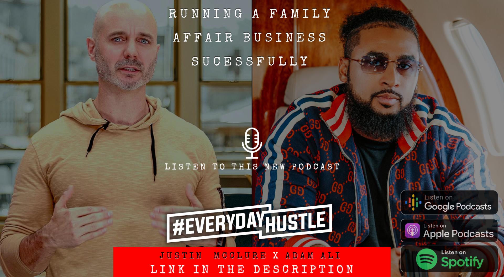 podcast justin mcclure